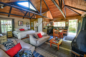 The cottage at Maple Grove in Hogsback