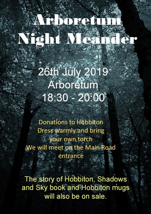 Arboretum night meander