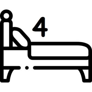 4 sleeper