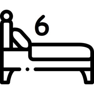 6 sleeper