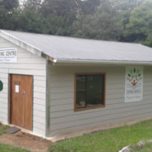 Hogsback Library and reading room