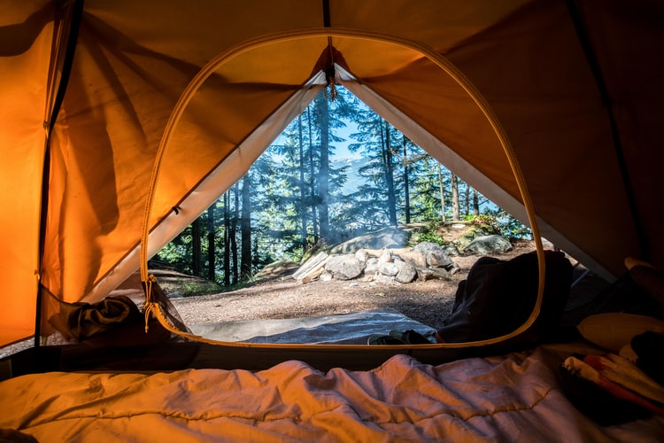 camping in Hogsback