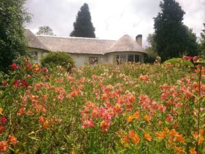 Trewannen main house in Hogsback
