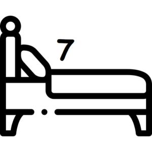 7 sleeper in Hogsback