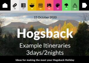 What to do in Hogsback. Some ideas...