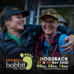 Merrel Hobbit Mountain runner event