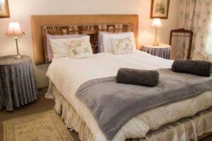 Main Bedroom at Rose Cottage in Hogsback