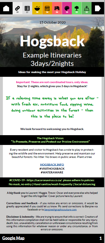 What to do in Hogsback