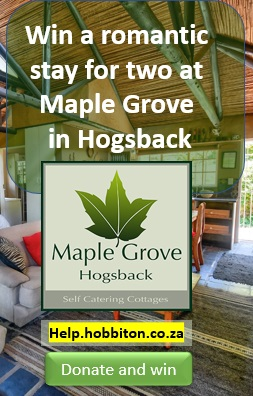 Win a 2 night stay at Maple Grove